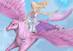 Barbie Magic of  Pegasus