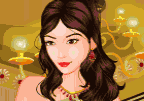 Beautiful Princess Christmas Dressup/