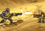 Metal Slug 2 War Enemie