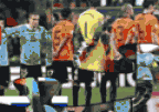 Netherlands vs Uruguay: semifinals South Africa 2010