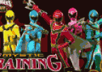 Power Rangers Mystic Training