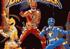 Power Rangers Red Hot Rescate