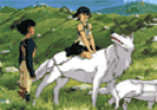 Princess Mononoke Find the Alphabets