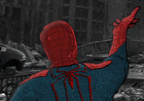 Spiderman New York Defense