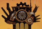 Steampunk Tower Defense/