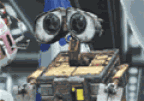 Wall E Similarities
